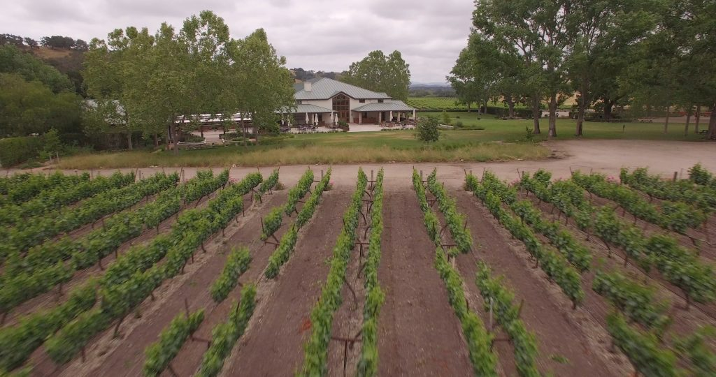 Fess Parker, Winery, Wine, California