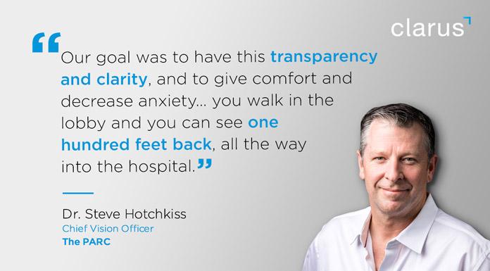 Dr. Steve Hotchkiss says