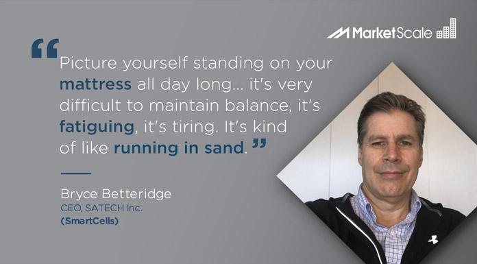 Bryce Betteridge says