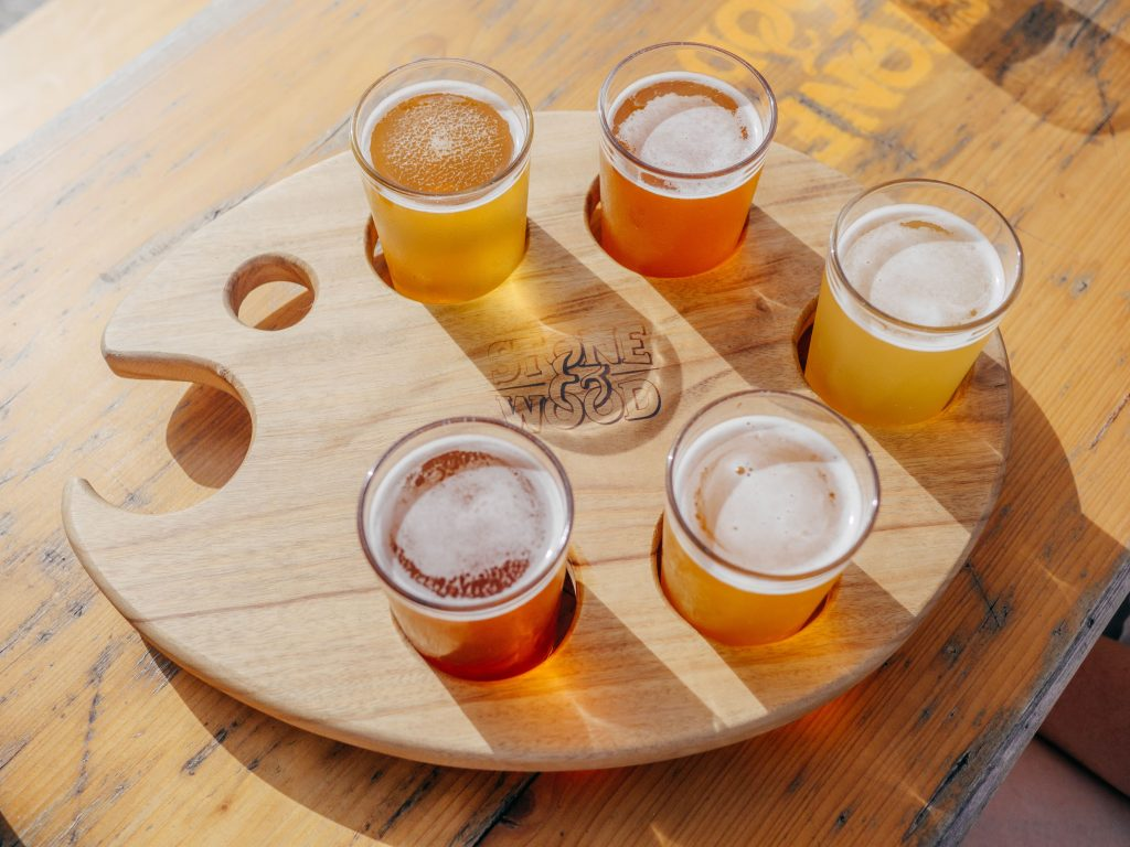 craft breweries sell