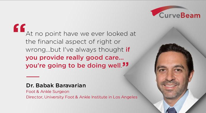 Dr. Babak 'Bob' Baravarian says