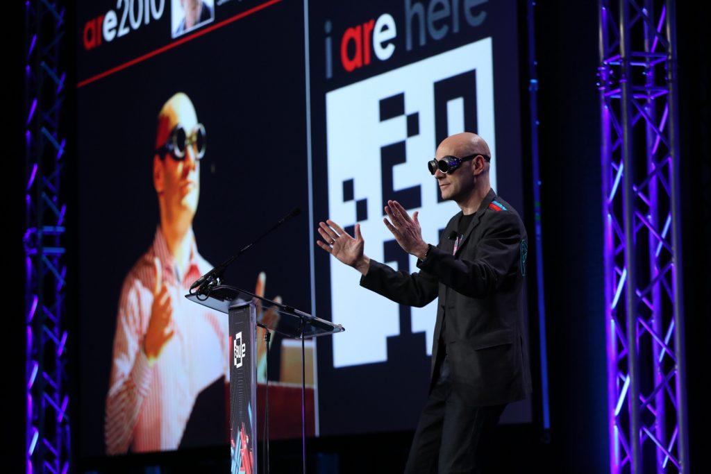 AR and VR at AWE