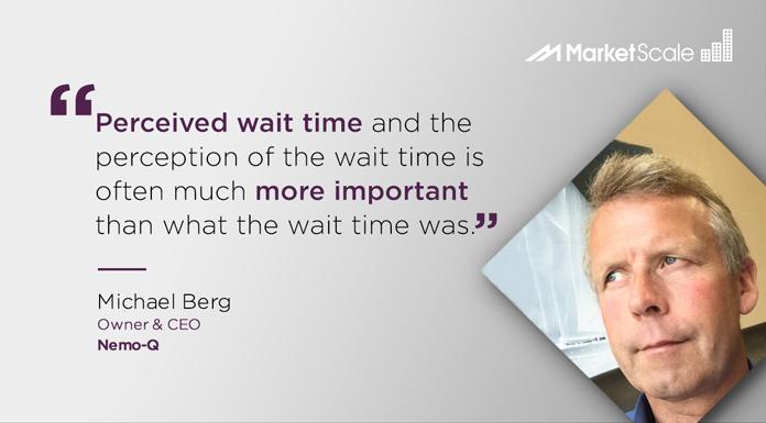 Michael Berg says