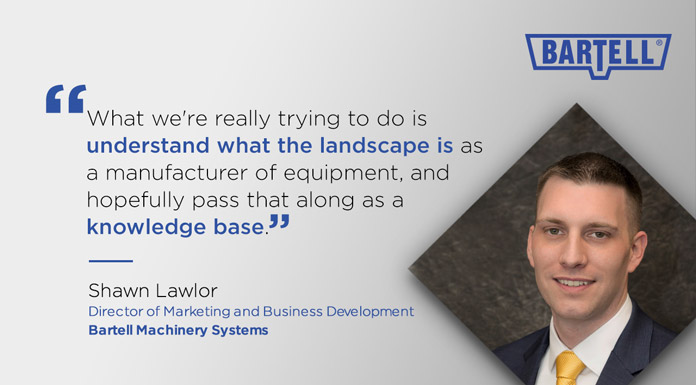 Shawn Lawlor says