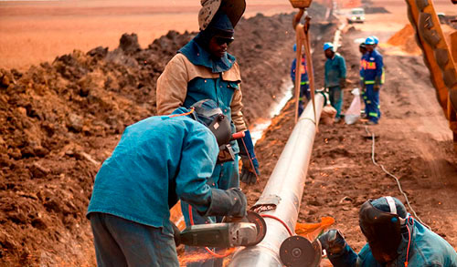 pipeline SCADA system
