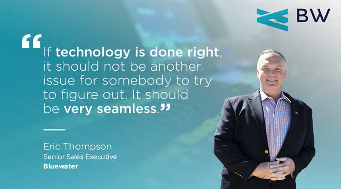 Eric Thompson says