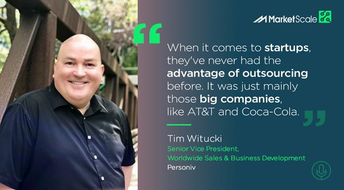 Tim Witucki talks