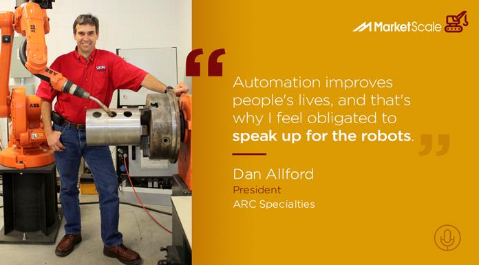 Dan Allford says