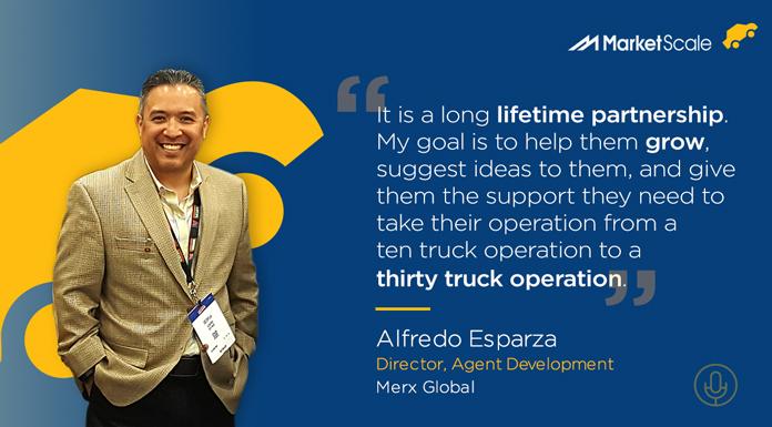 Alfredo Esparza says