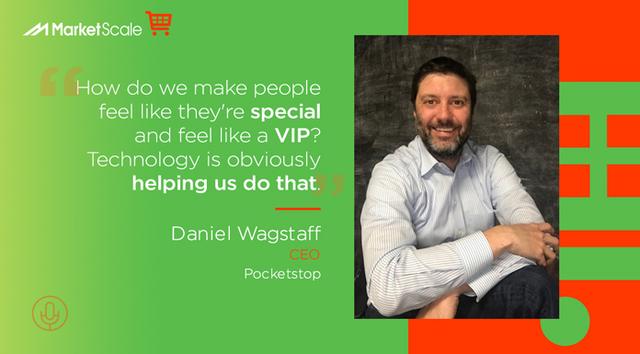 Daniel Wagstaff says