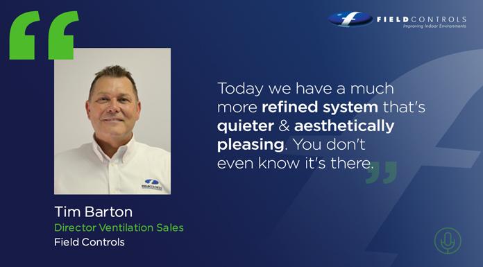 Tim Barton says