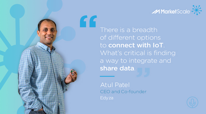 Atul Patel says