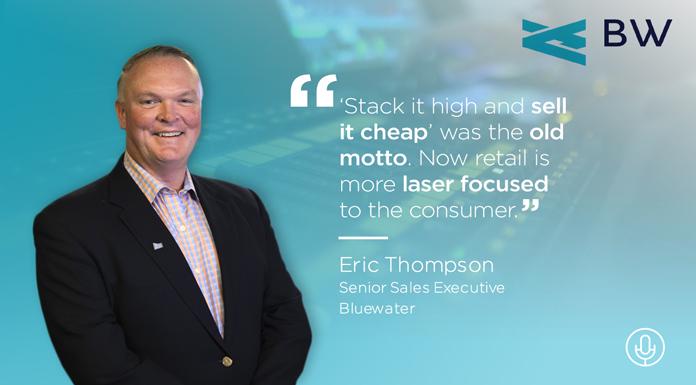 Eric Thompson said