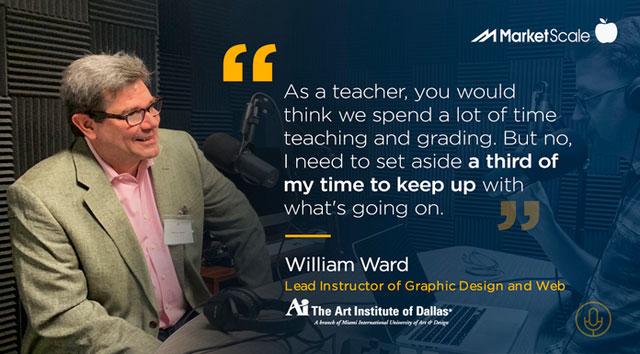 William Ward says