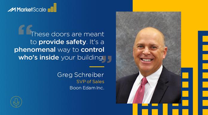 Greg Schreiber says