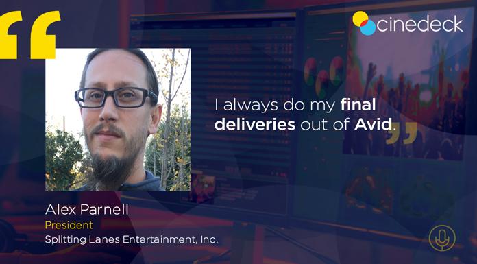 Alex Parnell said