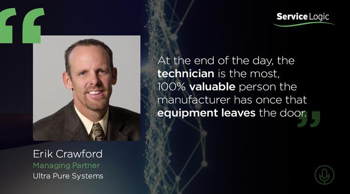 Erik Crawford says