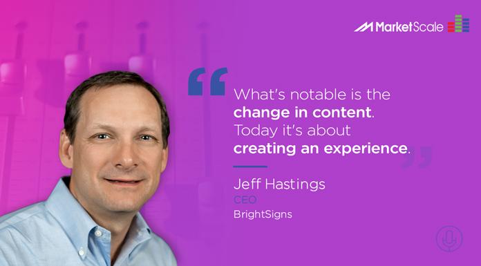 Jeff Hastings said