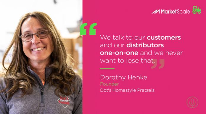 Dorothy Henke says