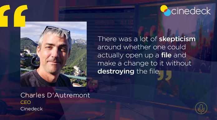 Charles D'Autremont said