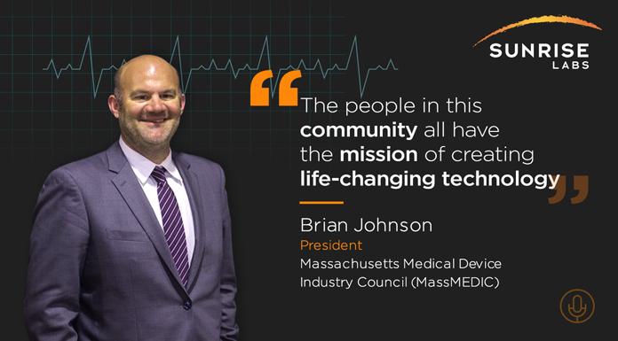 Brian Johnson said