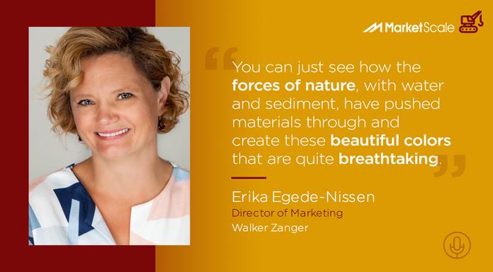Erika Egede-Nissen said