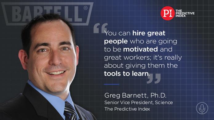 said Greg Barnett