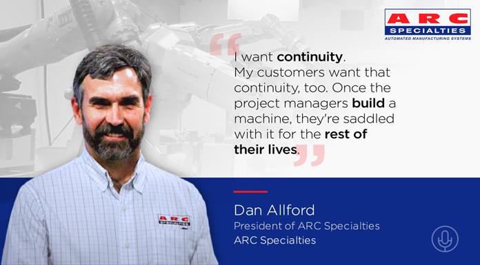 Dan Allford said