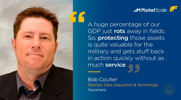 Bob Coulter said