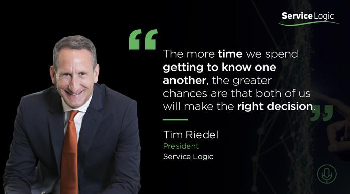 Tim Riedel says