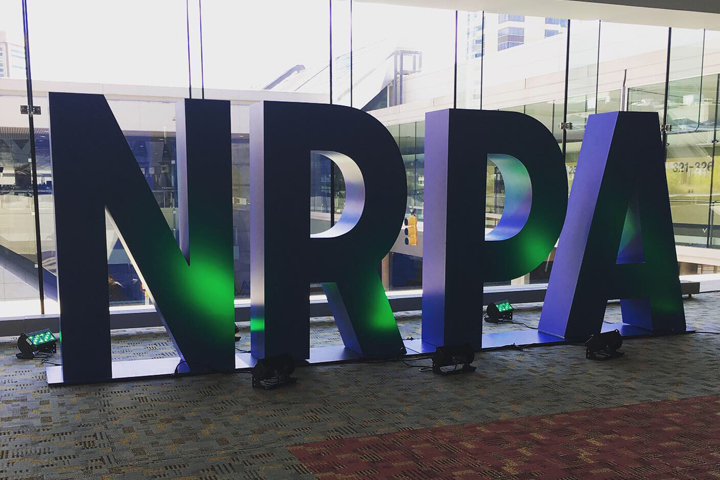NRPA 2019 Sign