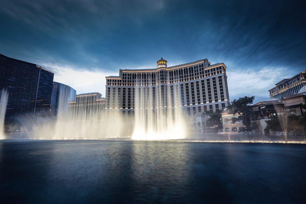 Las Vegas Strip Hotel - MGM Bellagio