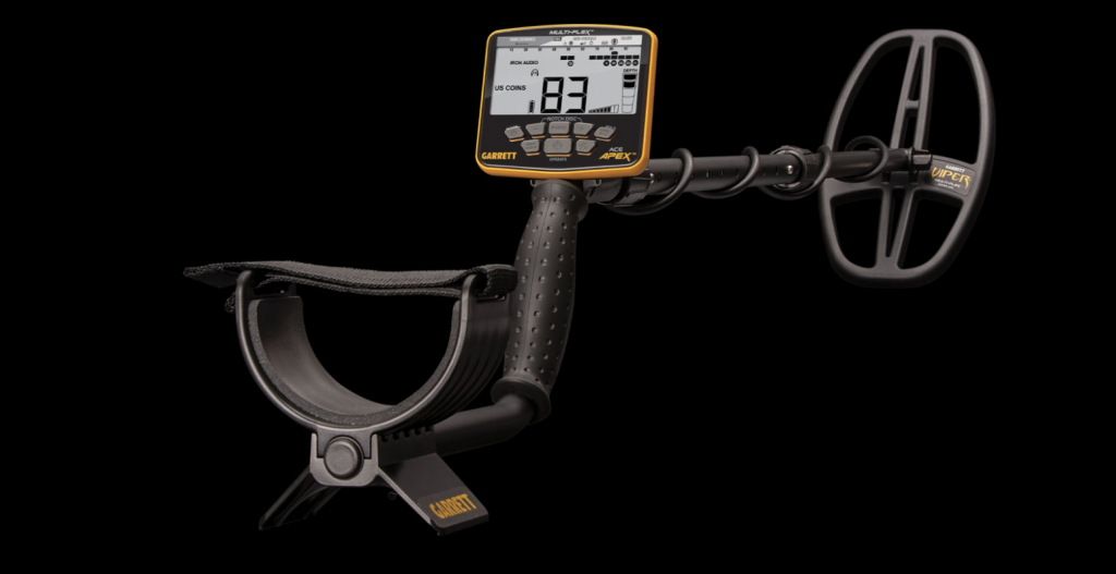 ACE Apex Multi-Frequency Metal Detector