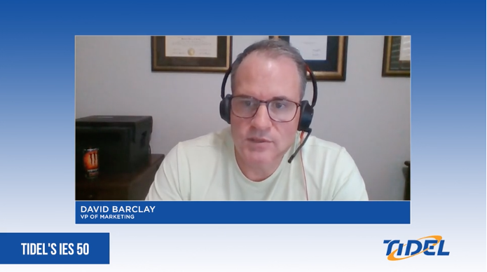 David Barclay - Industry Users - Thermal and Facial Scanners