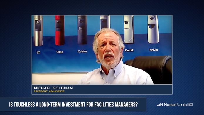 Is Touchless a Long-Term Investment for Facilities Managers?