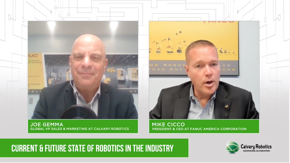 Where the Automation & Robotics Industry is Headed with Mike Cicco of FANUC