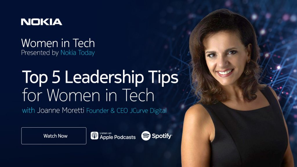 Top 5 Leadership Tips for Women in Tech