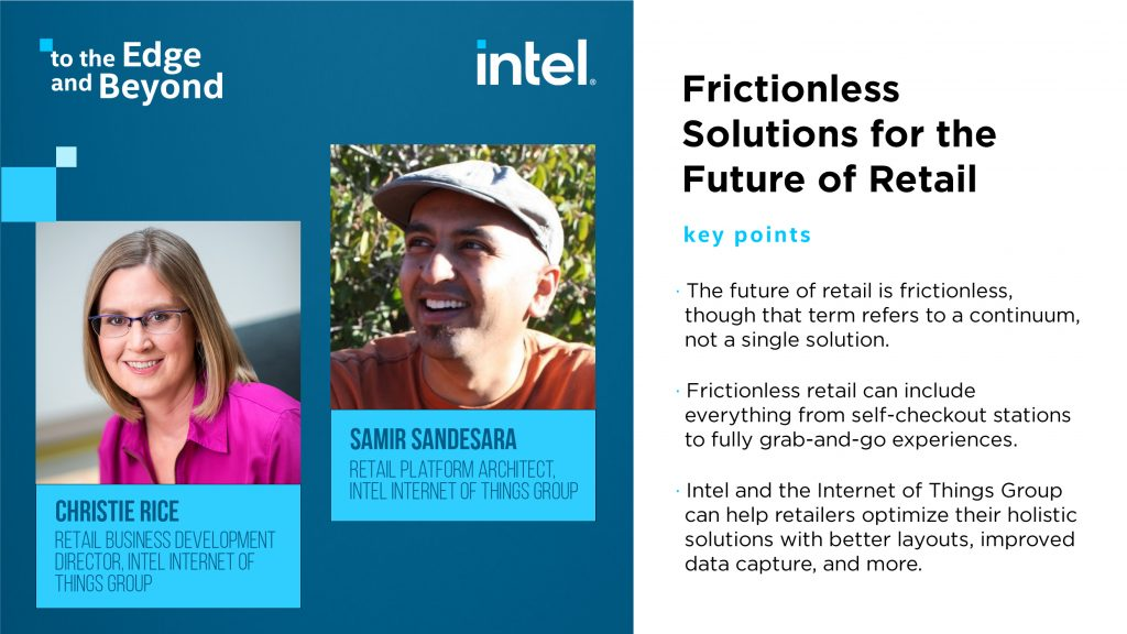 Frictionless Solutions for the Future of Retail
