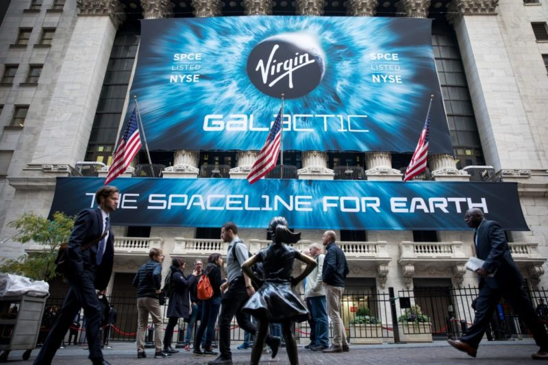 The Space Race Is Back and Heading to the Public Market