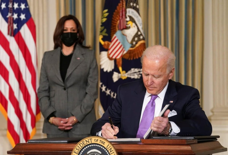 Biden Acknowledges US Overreliance on Foreign Supply Chains