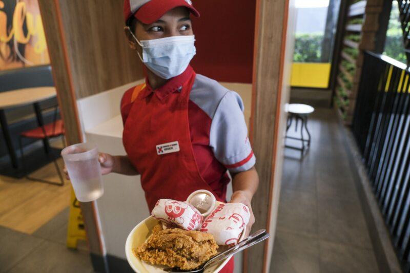 Restaurants Enjoy Start of Post-Reopening Boom