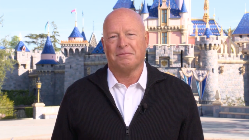Disney CEO Bob Chapek on Park Reopening Precautions and Future Plans
