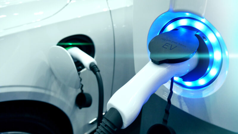 The Implications of On-Demand EV Charging for the Gig Economy