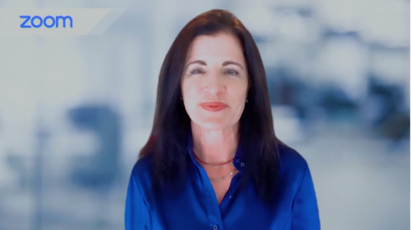 Zoom CFO Kelly Steckelberg Discusses Her Outlook on a Post-COVID World