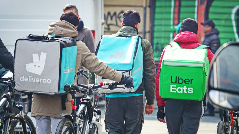 Can an Employee Business Model Create Sustainable Delivery Services?