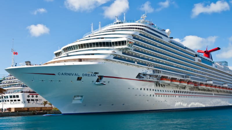 """CDC Guidelines """"Really Not Workable"""" According to Carnival CEO"""