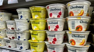Chobani President Comments on the Rising Demand for Healthy Foods and Plans to Keep Up With Employment Demand