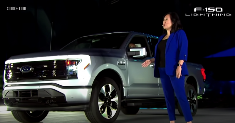 Ford Unveils the Electric F-150, Aims to Shake up the EV Market