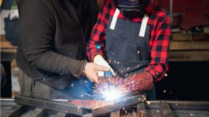 DeGeest Holds Welding Competition for Area High School Students