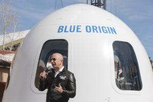 How Blue Origin Kept Jeff Bezos and Team Safe